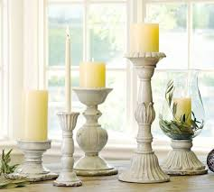 candleholders pottery barn