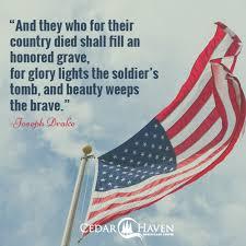 3 ideas for celebrating memorial day with senior veterans cedar