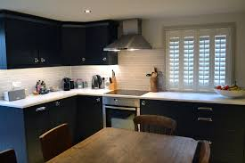 Program To Design Kitchen by Recently Completed Charcoal Shaker Kitchen U2014 Herringbone Kitchens