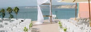 wedding venues in san diego la jolla wedding venues with views la jolla cove hotel