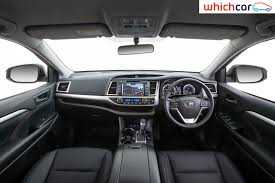 toyota nissan honda 2017 toyota kluger review