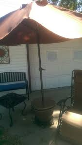 Big Umbrella For Patio by Best 25 Large Outdoor Umbrella Ideas On Pinterest Deck Umbrella