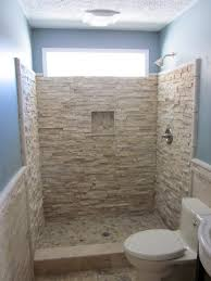 Bathroom Shower Door Ideas Bathroom Shower Tile Ideas Black Stained Wooden Framed Wall Mirror