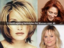 medium hairstyles for women over 40 with fine hair hairstyle for