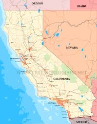 San Francisco Ca Map by Region Report The North Coast And Eureka California Jets Maps Of