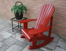Plans For Outdoor Rocking Chair by Adirondack Rocking Chair