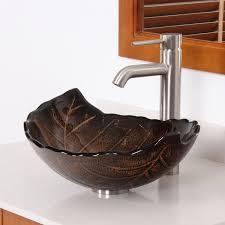 Kitchen Sink Faucet Combo Bathroom Sink Vessel Sink And Faucet Combo Vessel Bowl Sinks