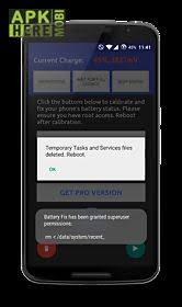 battery fix apk battery fix and calibrate for android free at apk here