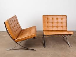 Barcelona Chairs For Sale Knoll Barcelona Chairs In Original Camel Leather Sold Collection