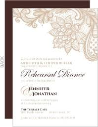wedding rehearsal dinner invitations custom rehearsal dinner invitations