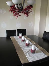 Short Tables Living Room by Little Bean Workshop No Sew Table Runner