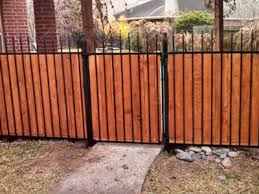 we build iron fences wrought iron gates in the woodlands
