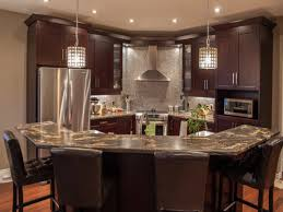 angled kitchen island designs