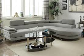Grey Leather Sectional Sofa Grey Leather Sectional Sofa A Sofa Furniture Outlet Los
