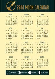 full moon calendar 2014 yangah solen