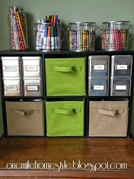 Art Supply Storage Cabinets by Storage Cabinets With Drawers Kids Art Trolley Bookshelf Bins