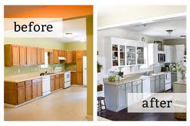 painting your kitchen cabinets before and after site is construction diy kitchen cabinets painting