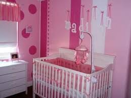 Nursery Decor Cape Town S Think Pink Nursery My Bedding Set Was My Inspiration