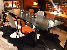 modele bureau design table à manger ou bureau modèle lc6 le corbusier edition cassina i