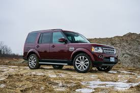 lr4 land rover 2016 land rover lr4 hse review doubleclutch ca