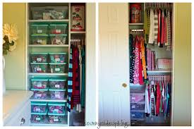 organized wardrobe interior design