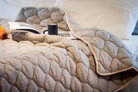 queen size blanket organic wool duvet summer weight