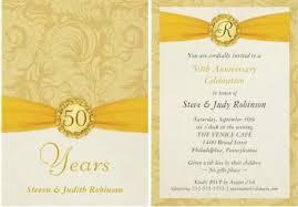 50th wedding anniversary invitations 50th wedding anniversary invitation wording plumegiant