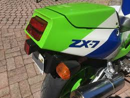 no reserve h1 1989 kawasaki zx7 for sale in new york rare