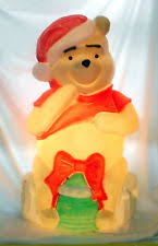 Blow Mold Christmas Decorations For Sale by Christmas Blow Mold Ebay