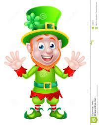 st patricks day leprechaun stock vector image of leprecaun 61893317