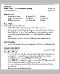 Construction Engineer Resume Sample 13 Fresher Resume Templates In Word Free U0026 Premium Templates