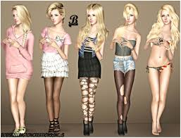 sims 3 hair custom content the sims 3 custom content bobloveskawaii