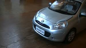 tomica nissan march nissan micra march 2010 1 18 paudi youtube