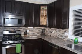 Diy Kitchen Cabinet Refacing Ideas Furniture Diy Kitchen Cabinet Refacing With Dark Brown Cabinet