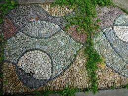 garden mosaic ideas jeffrey bale u0027s world of gardens permeability in the garden