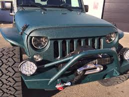 jeep wrangler custom jeep wrangler custom green unlimited textured afterfx customs