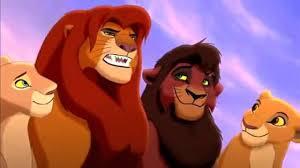 disney u0027s lion king 2 original u0027s