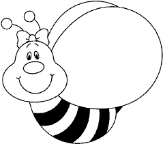 bee clipart bee clipart black and white pencil and in color bee clipart for