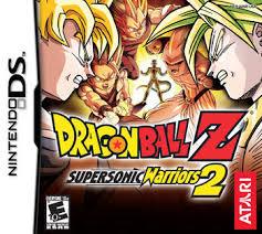 dragon ball supersonic warriors 2 dragon ball wiki fandom