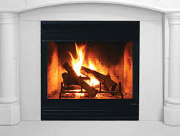 Dual Gas And Wood Burning Fireplace by Wood Fireplaces Heat U0026 Glo
