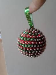 easy diy ornaments i make them with styrofoam balls