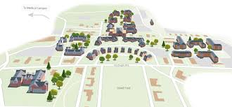 Great Mall Store Map Upper Campus Map Housing U0026 Residential Education
