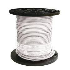 white wire electrical the home depot