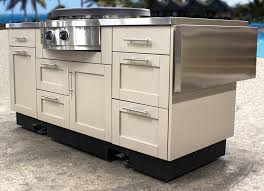 Danver Stainless Outdoor Kitchens Launches Mobile Kitchens Club - Mobile kitchen cabinet