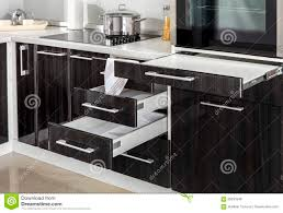 modern kitchen stove part of modern kitchen with electric stove oven details drawers