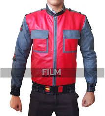 to the future 2 marty mcfly replica bttf jacket