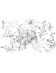 parts for bosch shp65tl5uc 02 dishwasher appliancepartspros com