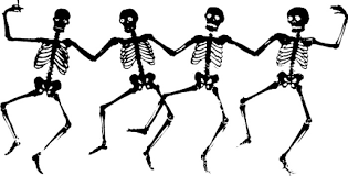 Halloween Skeleton Decoration Printable by Halloween Skeletons Pinterest Halloween Decorations To Make Free