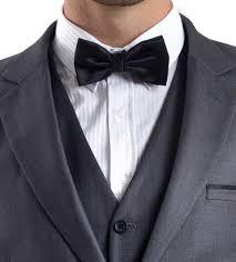 ja bow tie black ed harry