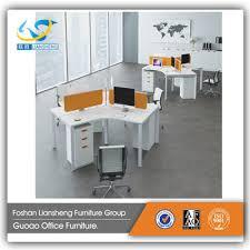 desk for 3 people l shaped 3 people white staff office desk buy 3 people office desk
